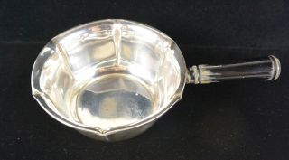 Rare Vintage Johannes Siggaard Danish Sterling Silver 925 Porringer Dish Bowl photo