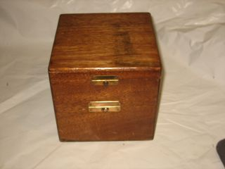 Nos Small Chronometer Box 6 - 1/2