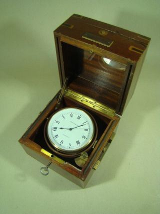 Montremo Swiss Quartz Marine Chronometer photo