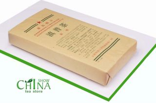 1973yr China Aged Puer Brick Tea Famous Cultural Revolution Tea Brick photo