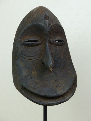 Ancient Luba Mask photo