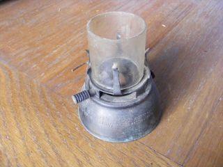 Antique / Vintage Small Spratt ' S Sparkalight Lamp photo