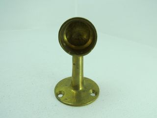 Bronze Brass Rail Stand Railing Boat Ship Sailboat Sail (1635) photo