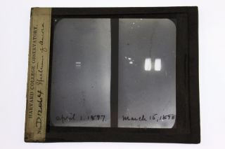 Harvard College Observatory Astronomy Spectrum Aurora Magic Lantern Photo photo