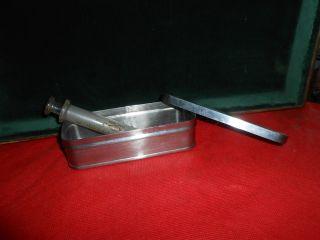 Syringe Ideia Glass 10 Cc With Metal Box photo