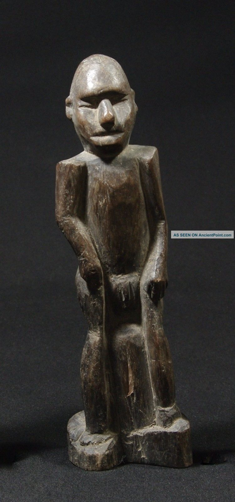 Protective Male Figure - West Timor - Pacific Islands & Oceania photo