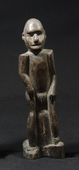 Protective Male Figure - West Timor - photo
