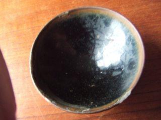 China.  Sung Dynasty.  12th/13th C.  A Black Glazed Pottery Tea Bowl, photo