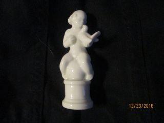 Vintage Dahl Jensen Porcelain Figurine 3