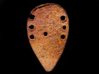 Rare Roman Period Iron Mule Or Donkey Shoe,  Top Quality, photo