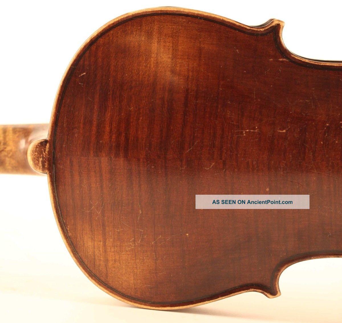 Italian Master Old Violin T.  Eberle 1774 Geige Violon Violino Violine 小提琴 バイオリン String photo