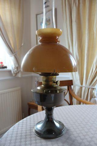 Aladdin Oil Lamp photo