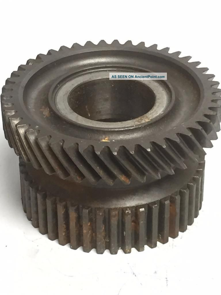 3 - 1/2 Gear Industrial Steampunk Repurpose Steel Sprocket Vintage Pulley Rust L10 Other Mercantile Antiques photo