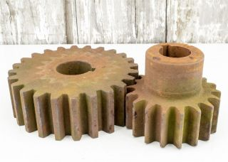 Heavy Steampunk Industrial Gears For Use,  Decor photo