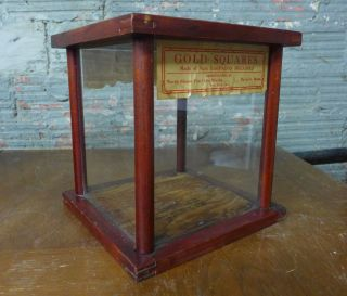 North Shore Popcorn General Store Counter Top Glass Display Case photo
