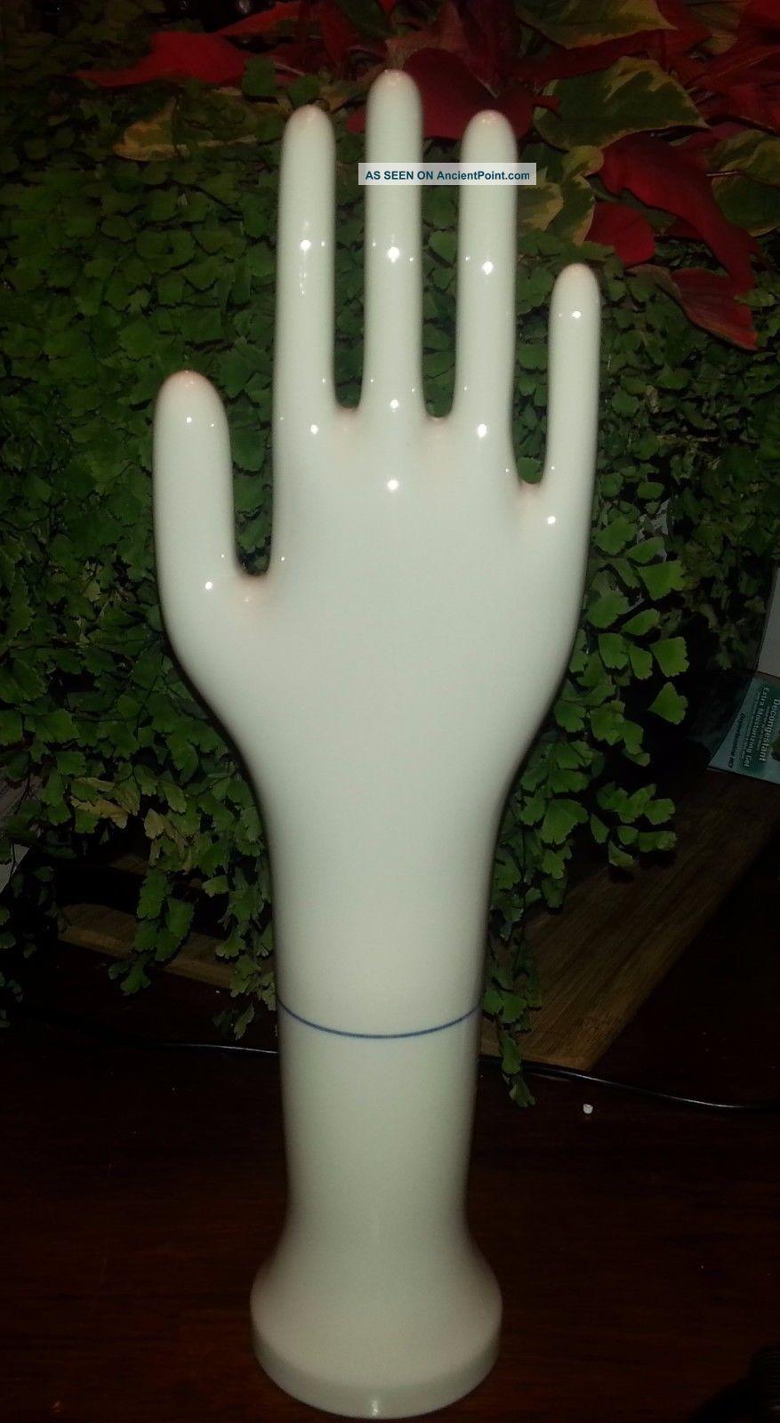 Vintage Glove Mold 14