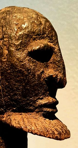 Top Dogon Tellem Ça 1890 Tribal Art Statue African Carving Antique Sculpture photo
