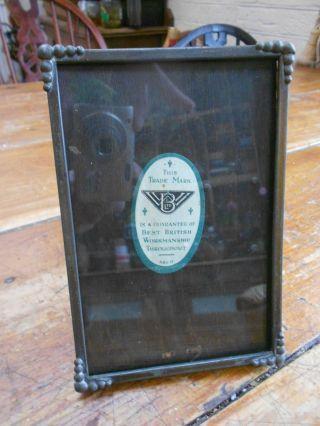 Art Deco Photo Frame 6