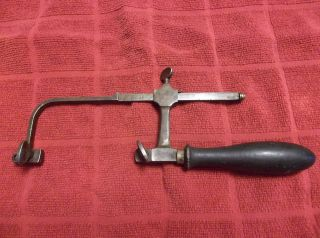 Minature Early Adjustable Saw Surgical ? Specialty Trade ? photo