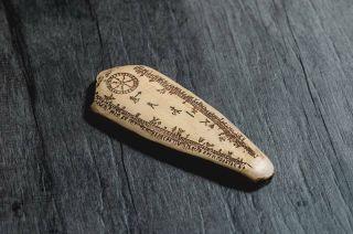 Viking Runic Lunar Calendar photo
