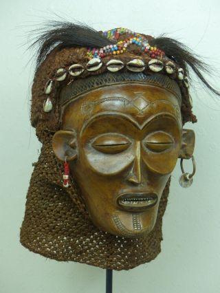 Fine Chokwe Lwena Figure photo