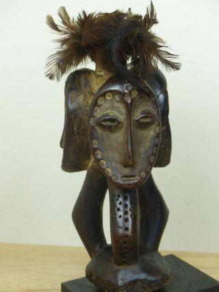 Ancient Janus Lega Figure photo