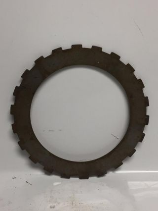 1 Piece Gear Industrial Steampunk Repurpose Steel Sprocket Vintage Pulley Rust photo