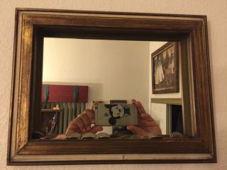 Antique Mirror photo