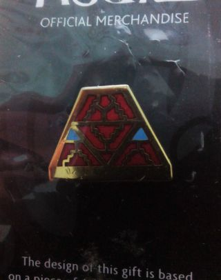 Staffordshire Hoard Official Merchandise Trapezoidal Stud (saxon Sword Pyramid) photo