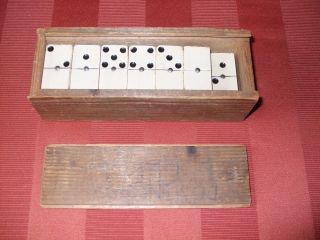 Vintage Dominoes photo