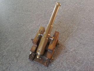 Antique Cannon. photo