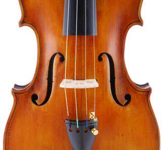 - Antique Raffaele Esposito Italian Labeled 4/4 Violin photo