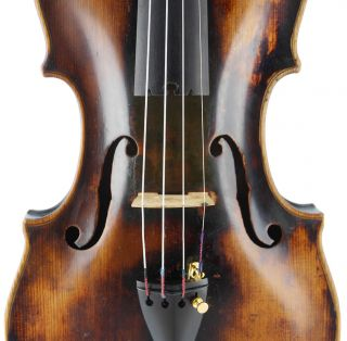 Fine - Old,  Antique Italian 4/4 Master Violin photo