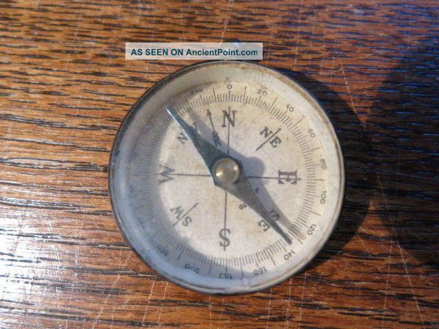 Vintage Compass Henry Boker Compasses photo