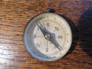Vintage Compass Henry Boker photo