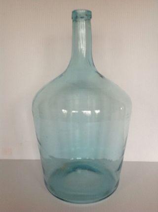 Pottery Barn Found Oversized Wine Bottle Large Size 17