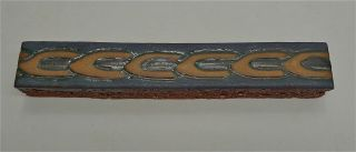 Vintage Mosaic Tile Company Border Tile photo