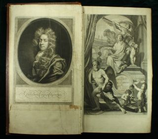 Cowper Anatomie Of Humane Bodies 1698 Anatomy Atlas Bidloo 116 Plates 1st Ed Nr photo