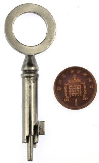 Antique Victorian High Security Key With Complex Design - Vigie Picard Of Paris? photo