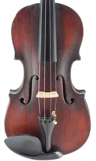 Fine,  Antique 4/4 Old Italian School Violin photo
