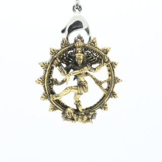 Thai Amulet Pendant Lord Shiva Charm Thai Success Amulet Talisman. photo