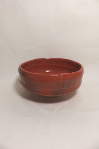 楽焼 Raku Ware Tea Bowl For Japanese Tea Ceremony Japanese Antique Items photo