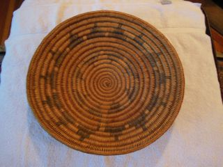 Antique American Indian Basket,  Circa 1890,  Navajo,  15 1/2