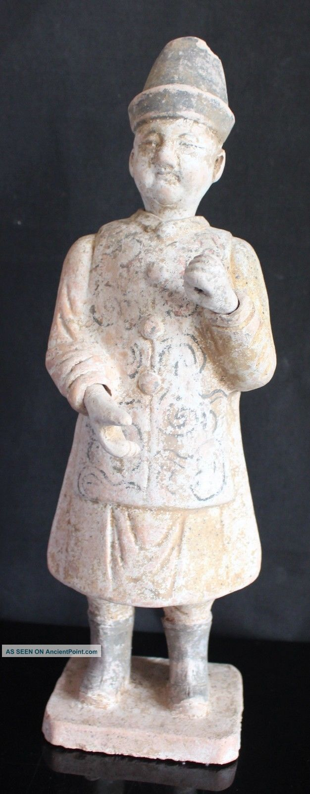 Chinese Ming Dynasty Attendant Chinese photo