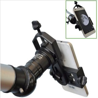 Astromania Universal Cell Phone Adapter Mount Support Telescope And Microscope photo