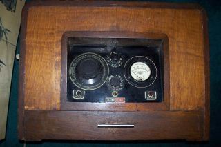 Antique Medical Device American Medical Apparatus Company Electrotherpy photo
