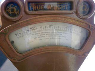 Automatic Scale Company - Antique Scale Circa 1900 photo