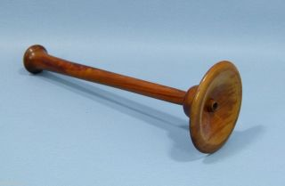 Antique Pinard Monaural Detachable Model Stethoscope Medical Wooden Instrument photo
