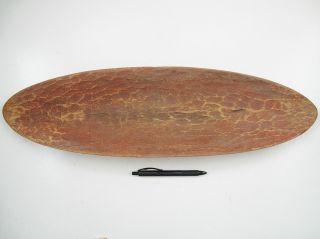 Antique Aboriginal Coolamon Central Desert photo