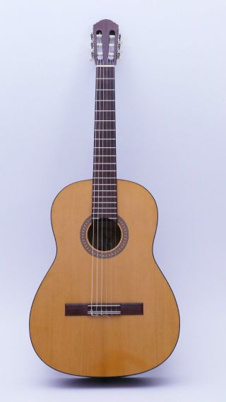 Fine Old Master Oscar Teller Modell5 Antique Old Vintage Classical Guitar German photo